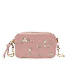 Pretty PU Clutches/Crossbody Bags