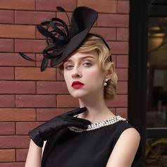Ladies' Elegant Cambric Fascinators/Tea Party Hats