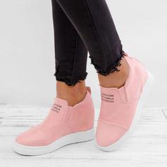 De mujer Tejido Tipo de tacón Planos con Otros zapatos