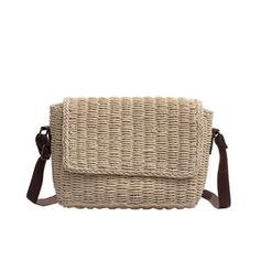 Fashionable Straw Crossbody Bags/Shoulder Bags