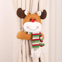 Merry Christmas Snowman Reindeer Santa Cloth Doll Christmas Décor