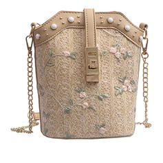 Charming PU Shoulder Bags/Beach Bags/Bucket Bags