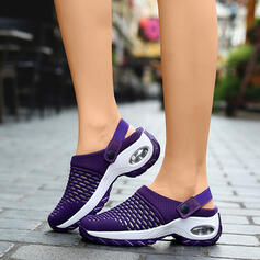 Women's Plastics Outdoor Athletic With Hollow-out shoes