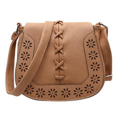 Fashionable/Solid Color/Bohemian Style Crossbody Bags