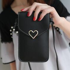 милая/Милый/Сплошной цвет/простой Кладка/Наплечные сумки