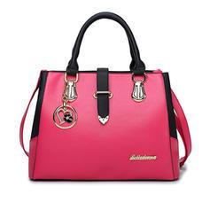 Classical PU Crossbody Bags/Shoulder Bags