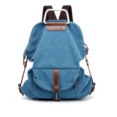 Solid Color/Travel/Simple Backpacks