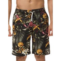 Men's Floral Board Shorts