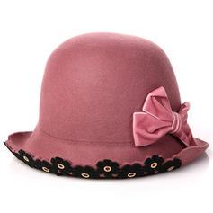 Dames Simple/Exquis Acrylique Chapeau melon / Chapeau cloche