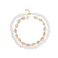 Único Exquisite Perline Conjuntos de jóias Jóias De Praia