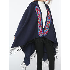 Country Style/Tofs överdimensionerad/Sjal Fyrkantig halsduk