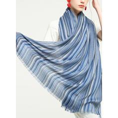 A rayas moda/simple/Boho Bufanda