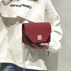 Delicate PU/Abrasive Cloth Crossbody Bags/Shoulder Bags