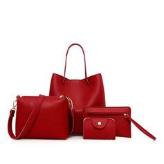 Pretty Bolsas de mano/Bolso de Hombro/Conjuntos de bolsa/Carteras y Puños