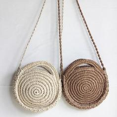 Special Straw/Cloth Crossbody Bags/Shoulder Bags/Beach Bags/Bucket Bags