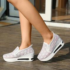 Femmes Mesh Décontractée De plein air chaussures