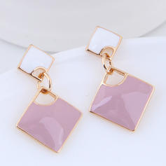 Beautiful Alloy Women's Fashion Earrings