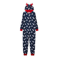 Τάρανδος Τυπώνω Οικογένεια Εμφάνιση Χριστουγεννιάτικες πιτζάμες