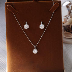 Unique Alloy Jewelry Sets (Set of 3)