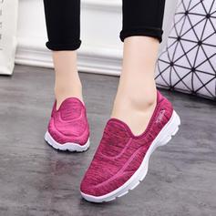 Frauen Stoff Lässige Kleidung mit Andere Schuhe