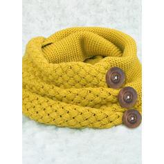 Einfarbig/Häkeln Hals/mode/einfache Schal