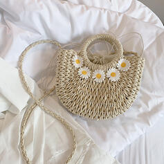 Élégante/Charme/Style bohémien/Tressé Sacs fourre-tout/Sacs à bandoulière/Sac en bandoulière/Sacs de plage