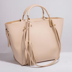 Attractive PU Totes Bags/Shoulder Bags