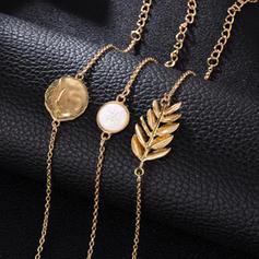 Prachtige Legering Vrouwen Armbanden (Set van 3)