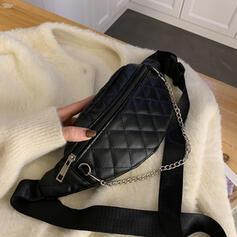 Único/Elegante/Bolinho de massa Shaped Bolsas Cinto