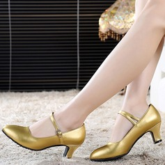 Women's Character Shoes Pumps With Ankle Strap Character Shoes
