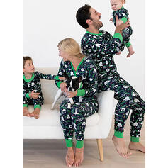Τυπώνω Οικογένεια Εμφάνιση Χριστουγεννιάτικες πιτζάμες