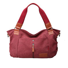 Multi-functional Canvas Shoulder Bags/Hobo Bags