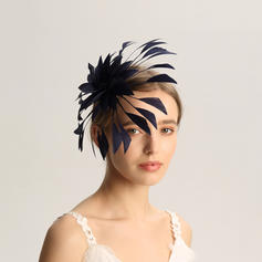 Ladies' Special/Glamourous/Elegant/Unique/Fancy/Romantic/Vintage/Artistic Feather Fascinators