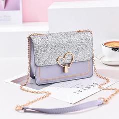 Delicate/Solid Color Satchel/Crossbody Bags/Shoulder Bags