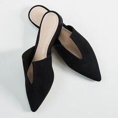 Frauen PU Andere Flache Schuhe mit Hohl-out Schuhe