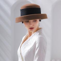 Dames Glamour/Jolie Coton Disquettes Chapeau/Chapeaux Tea Party