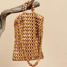 Delicate/Classical/Attractive/Special Wooden Totes Bags/Shoulder Bags
