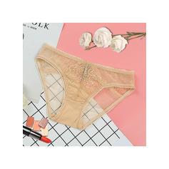 Krajka Bikiny plavky Kalhotky