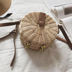 Elegant Straw Crossbody Bags/Shoulder Bags/Beach Bags