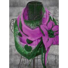 Retro /Jahrgang/Farbverlauf attraktiv/mode Schal