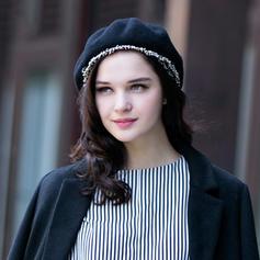 Ladies ' Moda/Specjalny Akryl/Tkanina welniana Beret Hat
