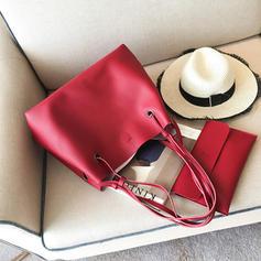 Специальный PU Наплечные сумки/Наборы сумок/Кошельки и браслеты/Сумки Хобо