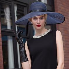 Ladies' Cambric Floppy Hats