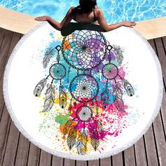 Traumfänger überdimensional/rund Badetuch