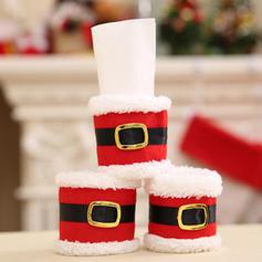 Feliz Navidad Tela Decoración navideña