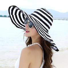 Signore Moda Cotone Beach / Sun Cappelli