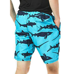Herren Drucken Board Shorts