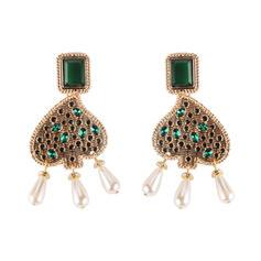 Shining Alloy Women's Fashion Earrings