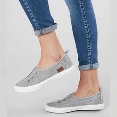 Mulheres Lona Casual Outdoor sapatos