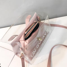 Transparent Crossbody Bags/Shoulder Bags